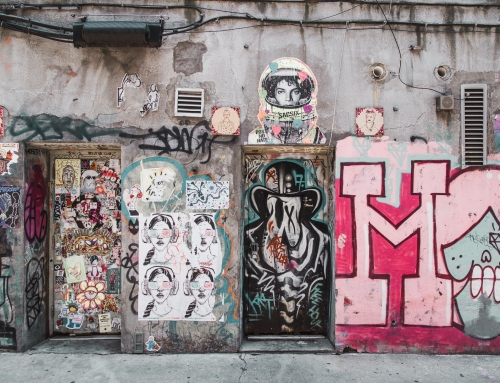 6 STREET ART SPOTS IN NEW YORK