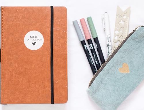 Bullet Journal für Anfänger – wie fange ich an?